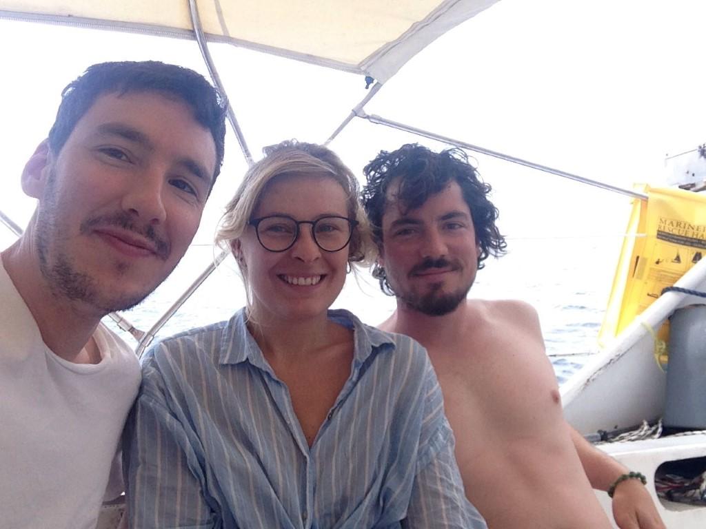 Die Madeira Crew