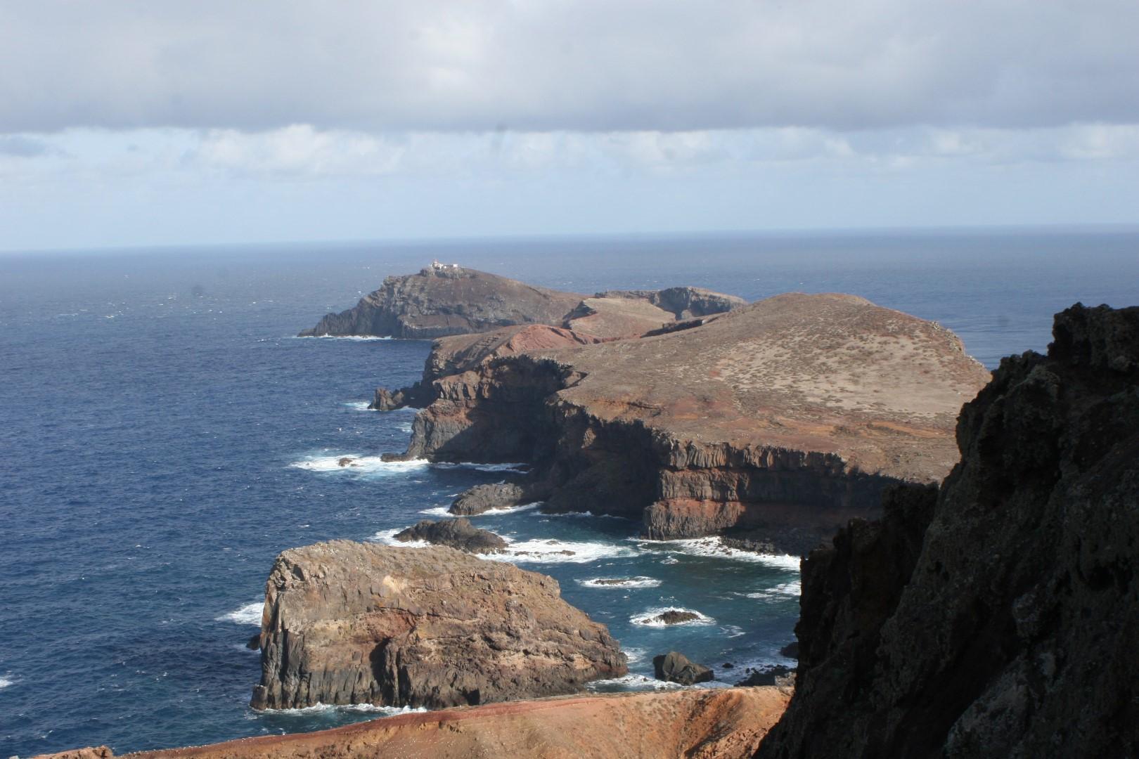 Östliche Küste Madeira